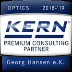 Georg Hansen ist Kern Premium Consulting Partner - Optics