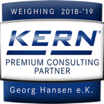 Georg Hansen ist Kern Premium Consulting Partner - Weighing